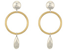 Lucky Brand Circle Earrings
