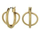 Lucky Brand Twisted Mini Hoop Earrings