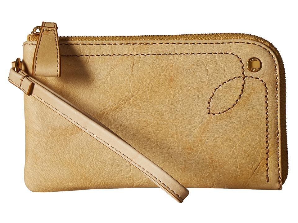 Frye - Campus Rivet Wristlet (Banana Dakota) Wristlet Handbags