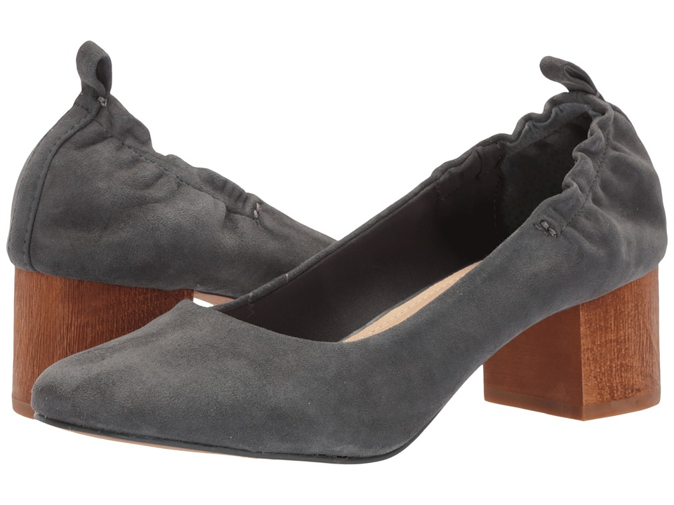 Kelsi Dagger Brooklyn - Lott Pump (Slate Kid Suede) Womens Shoes