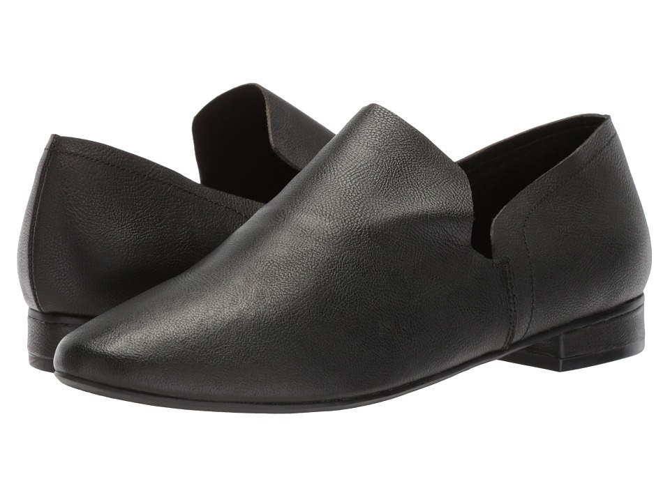Kelsi Dagger Brooklyn - Clara Loafer (Black Leather) Womens Shoes