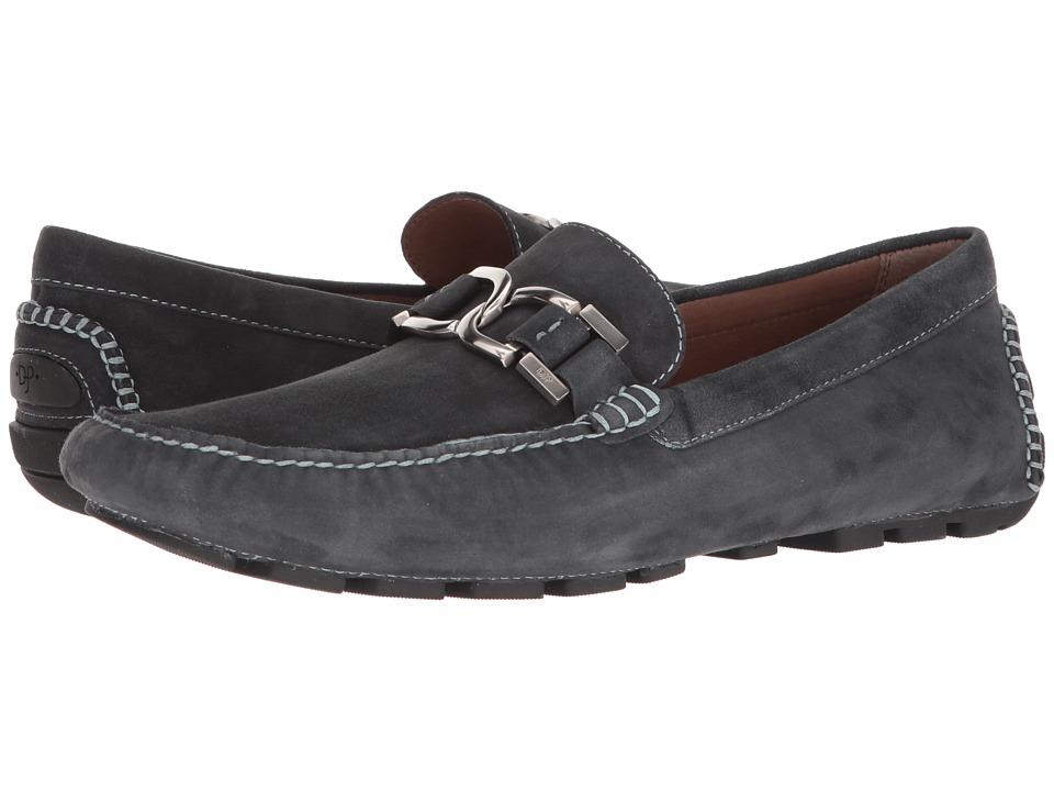 Donald J Pliner - Derrik (Black 2) Mens Slip-on Dress Shoes