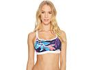 Tommy Bahama IslandActive Graphic Tropics Banded Scoop Bikini Bra