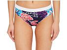 Tommy Bahama IslandActive Graphic Tropics Reversible High-Waist Bikini Bottom