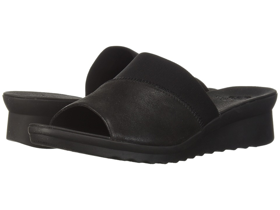 Clarks - Caddell Ivy (Black Synthetic) Womens Sandals