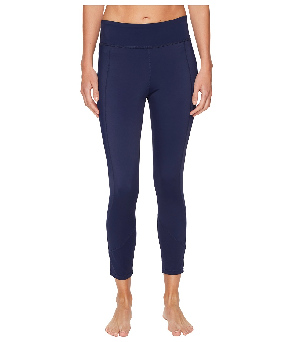 Tommy Bahama IslandActive Cropped Legging Cover-Up (Mare Navy)