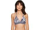 Tommy Bahama Paisley Paradise Reversible Halter Bikini Top