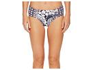 Tommy Bahama Paisley Paradise Reversible High Waist Bikini Bottom