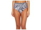 Tommy Bahama Paisley Paradise High-Waist Bikini Bottom