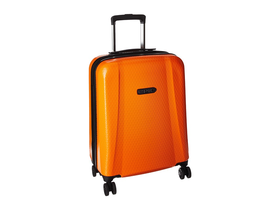 EPIC Travelgear - GTO 4.0 22 Trolley (Firesand Orange) Luggage