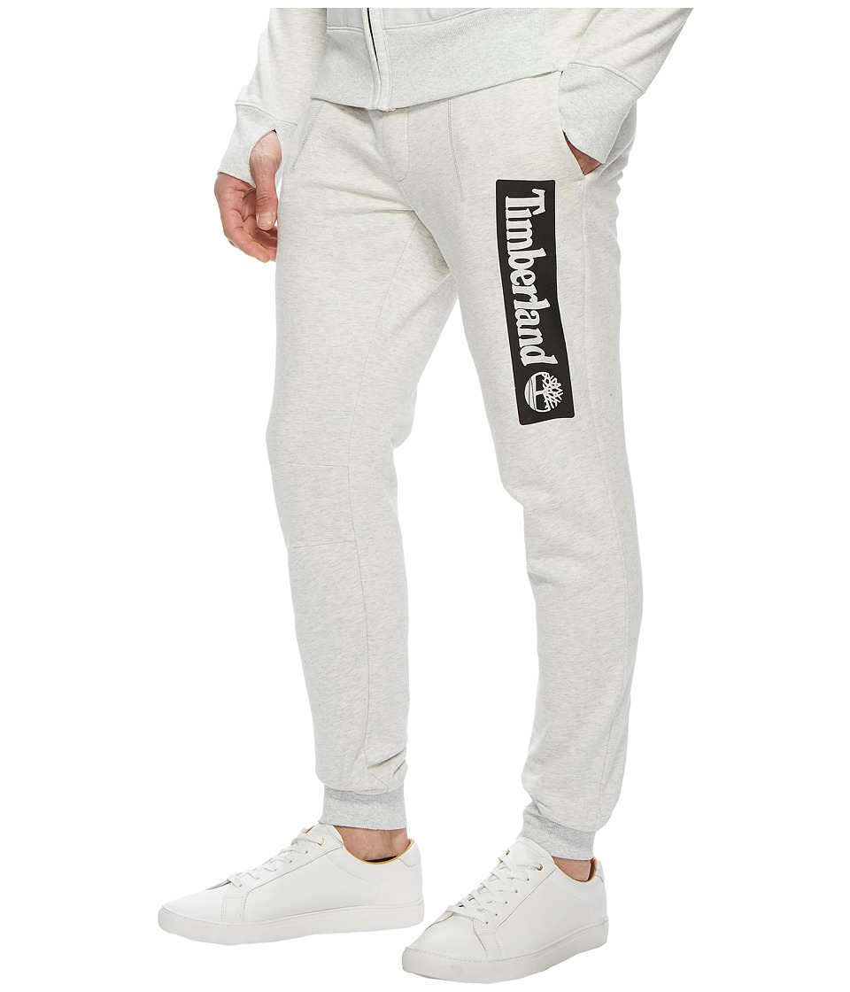Timberland - Jogger Pants (Micro Chip Heather) Mens Casual Pants