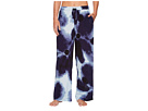 Donna Karan Satin Printed Pants