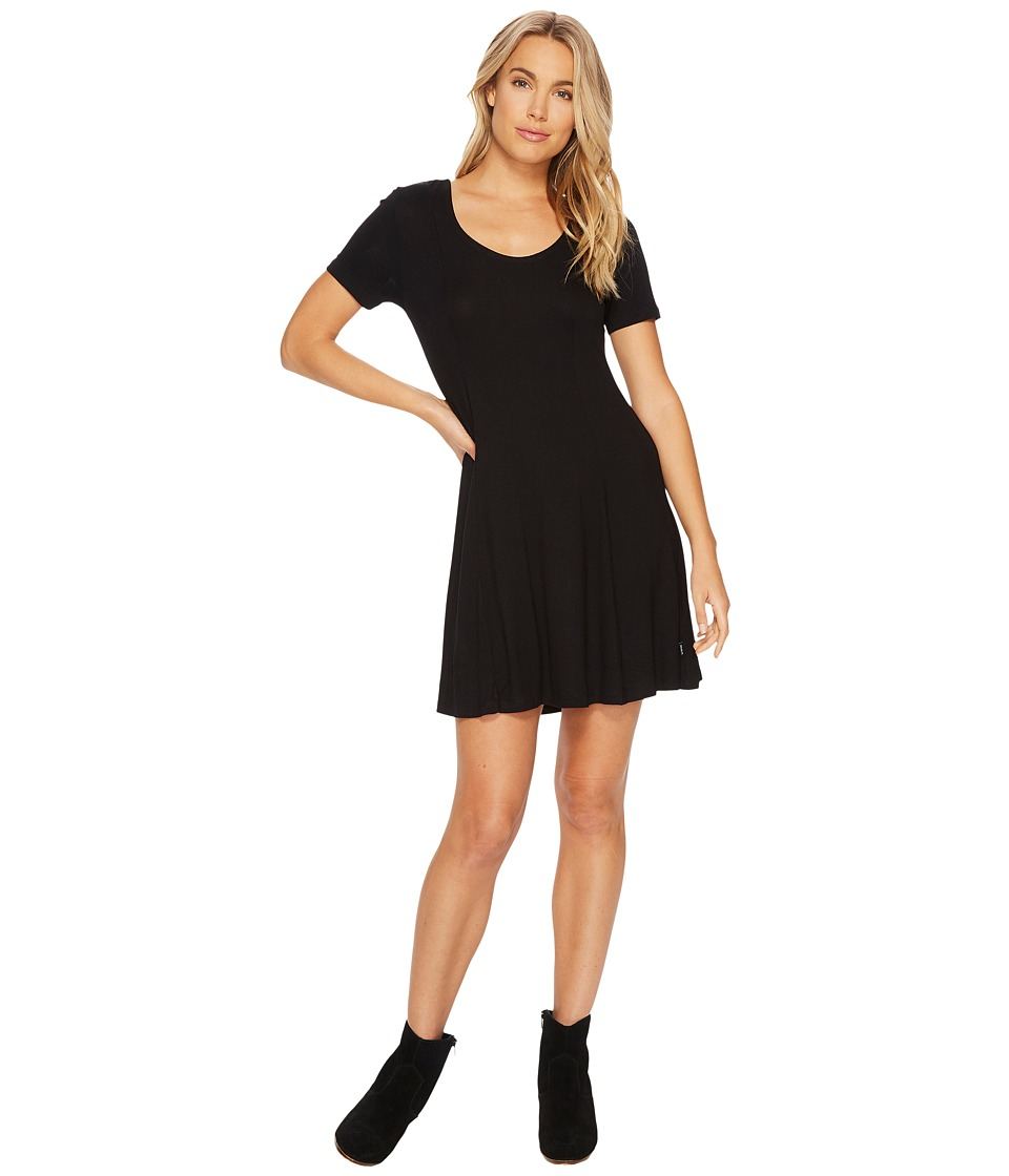 RVCA Last Chance Dress (Black) Women