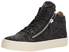 Giuseppe Zanotti May London Glitter High Top Sneaker