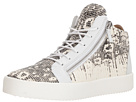 Giuseppe Zanotti May London Thunder Mid Top Sneaker