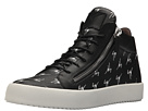 Giuseppe Zanotti May London Signature Mid Top Sneaker