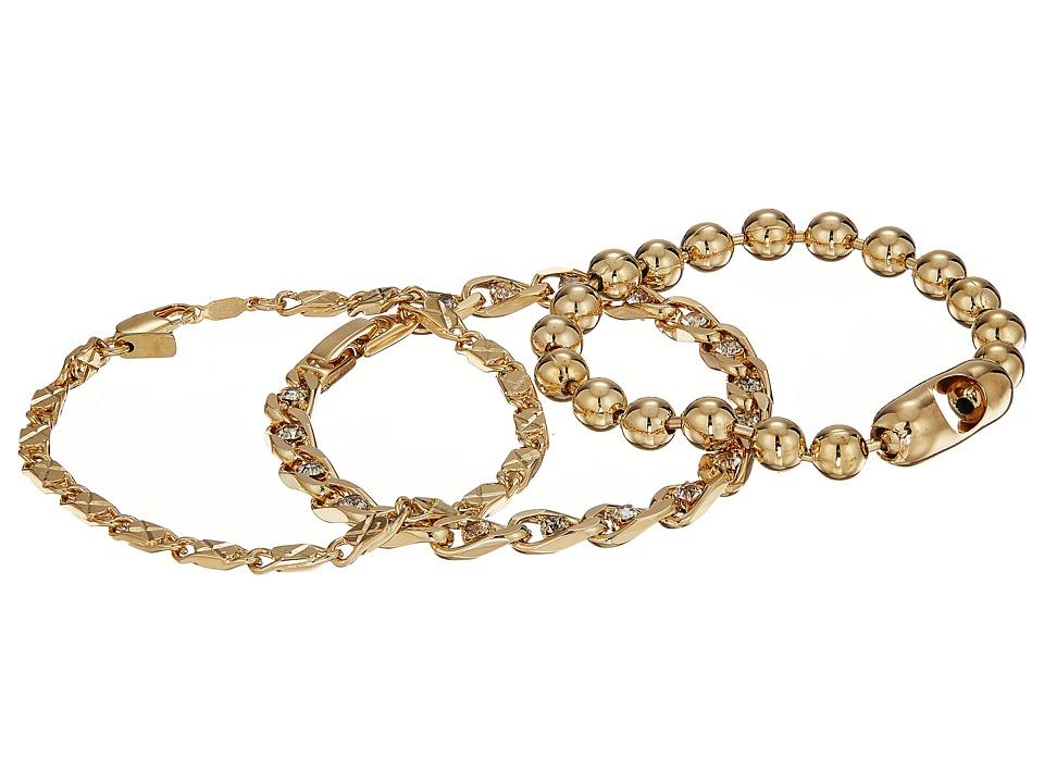 Vanessa Mooney - The High Roller Bracelets (Gold) Bracelet