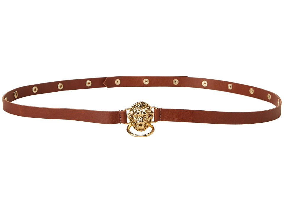 Vanessa Mooney - The Vandal Belt (Brown) Womens Belts