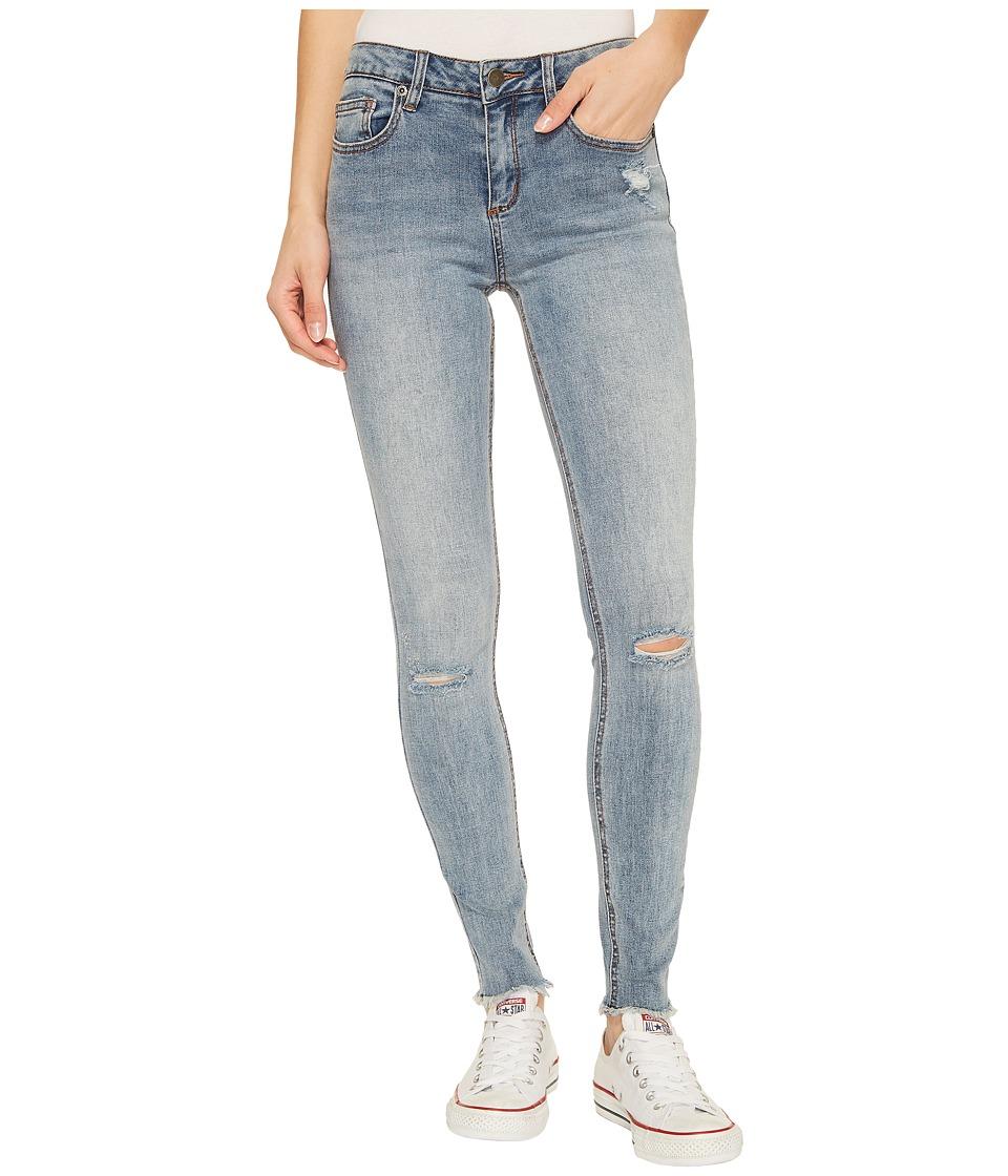 RVCA - Dayley Jeans (Faded Indigo) Women's Jeans