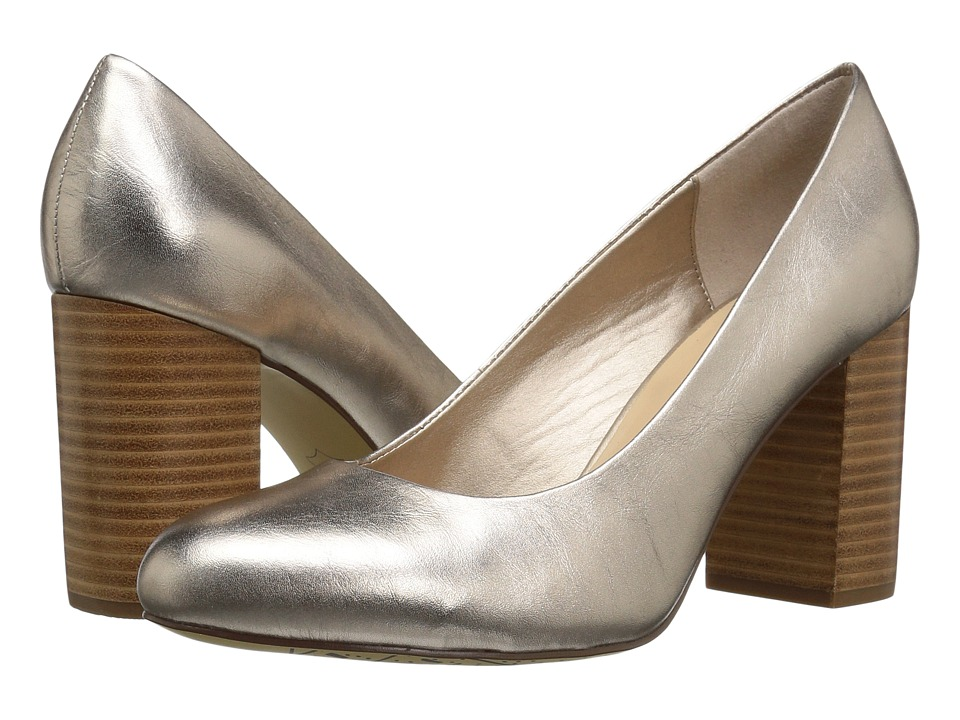 Bella-Vita - Nara (Champagne Leather) High Heels