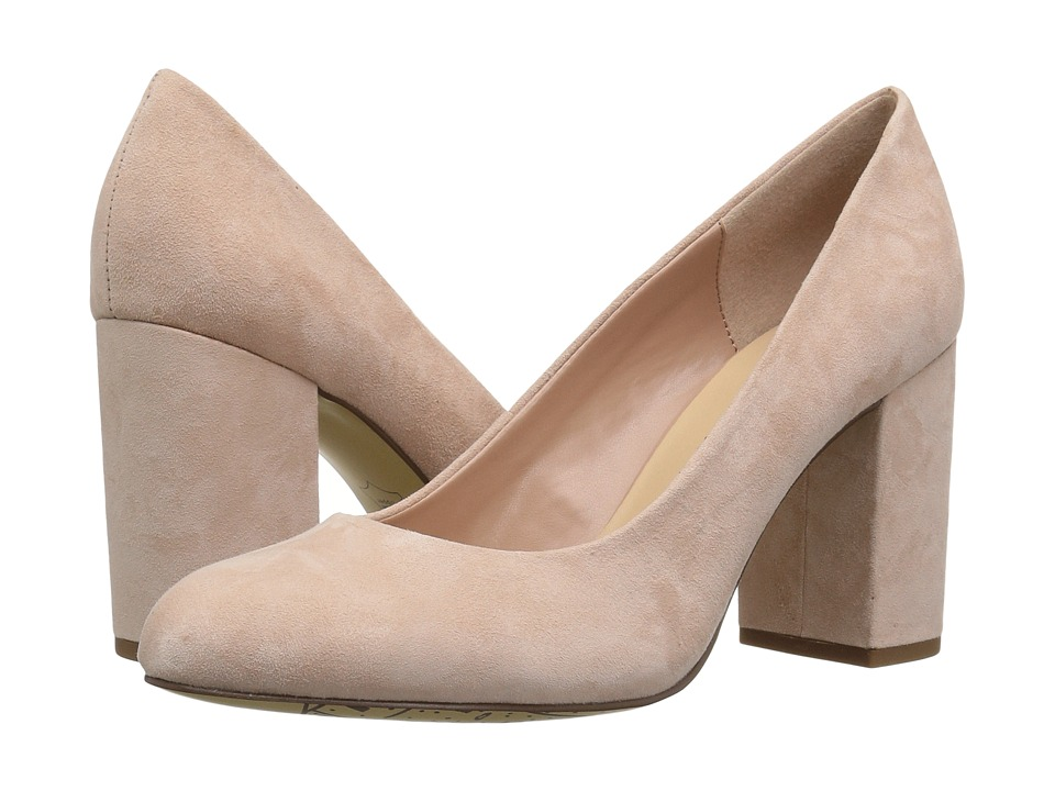 Bella-Vita Nara (Blush Kid Suede Leather) High Heels