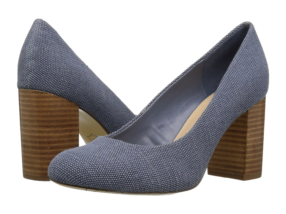 Bella-Vita Nara II (Blue Canvas) High Heels