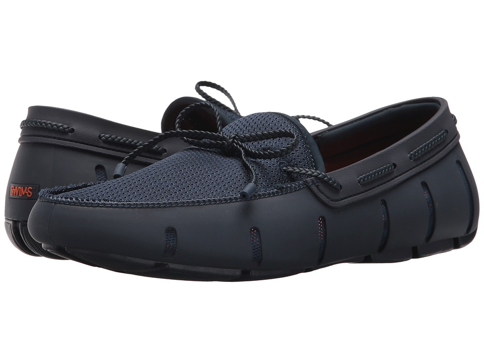 SWIMS - Braided Lace Loafer