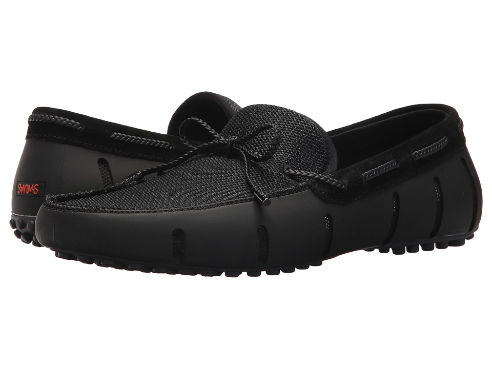 SWIMS - Braided Lace Loafer Driver