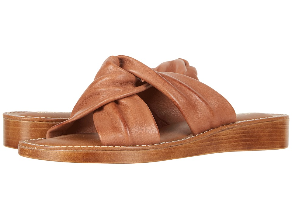 Bella-Vita - Noa-Italy (Whiskey Italian Leather) Women's Sandals
