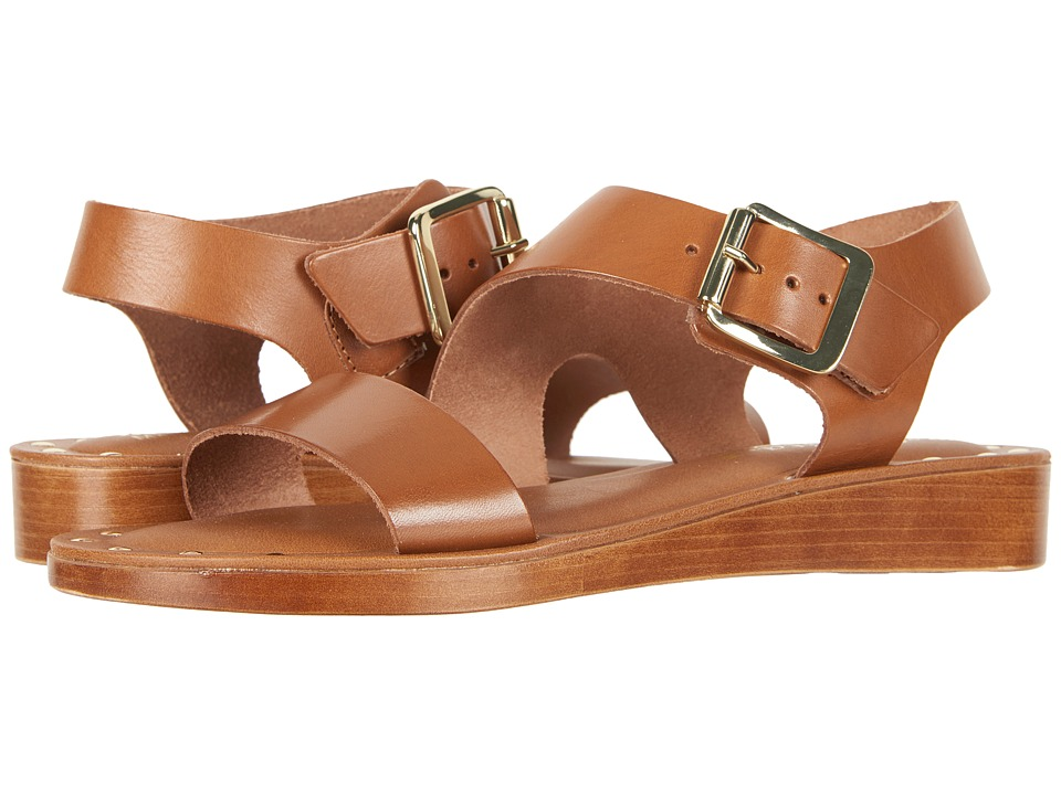 Bella-Vita - Luc-Italy (Whiskey Italian Leather) Women's Sandals