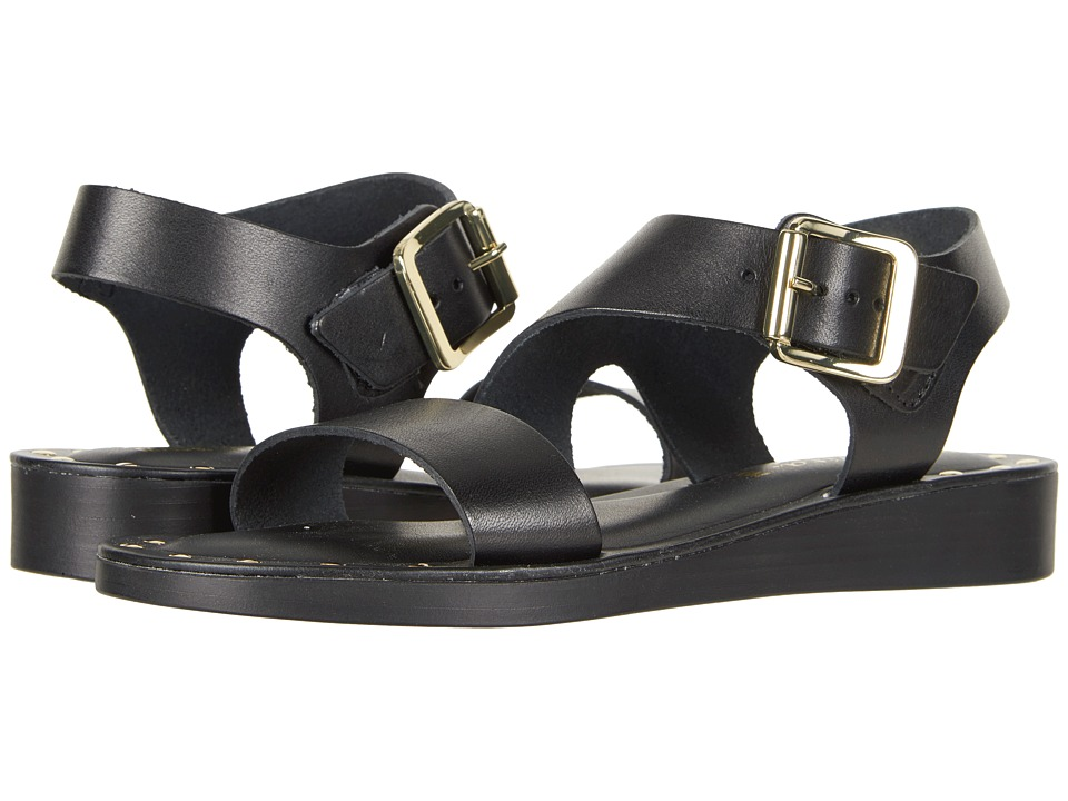Bella-Vita Luc-Italy (Black Italian Leather) Women