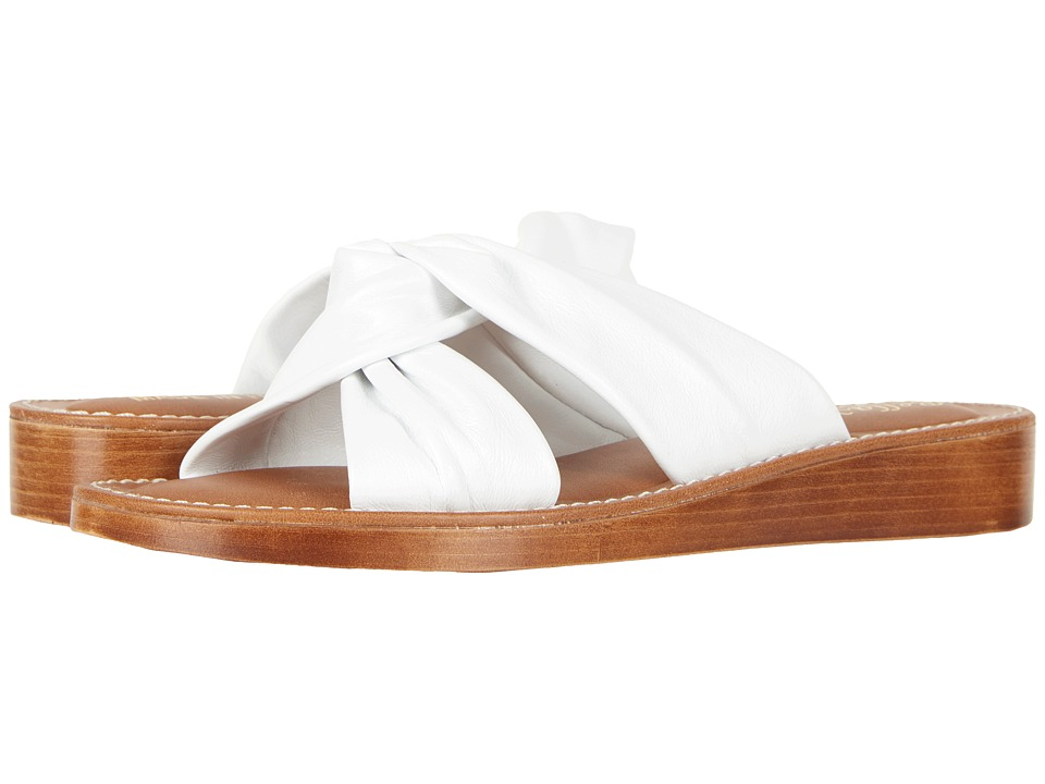 Bella-Vita Noa-Italy (White Italian Leather) Women