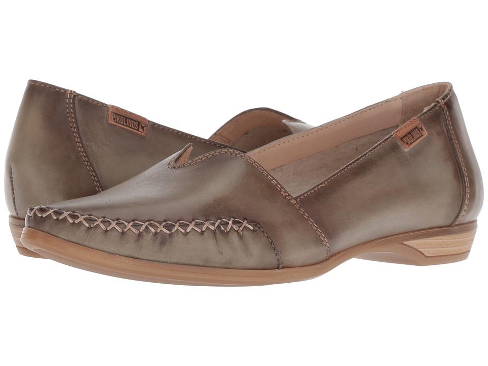 Pikolinos - Bari W0S-4681C1 (Laurel) Womens Slip on  Shoes
