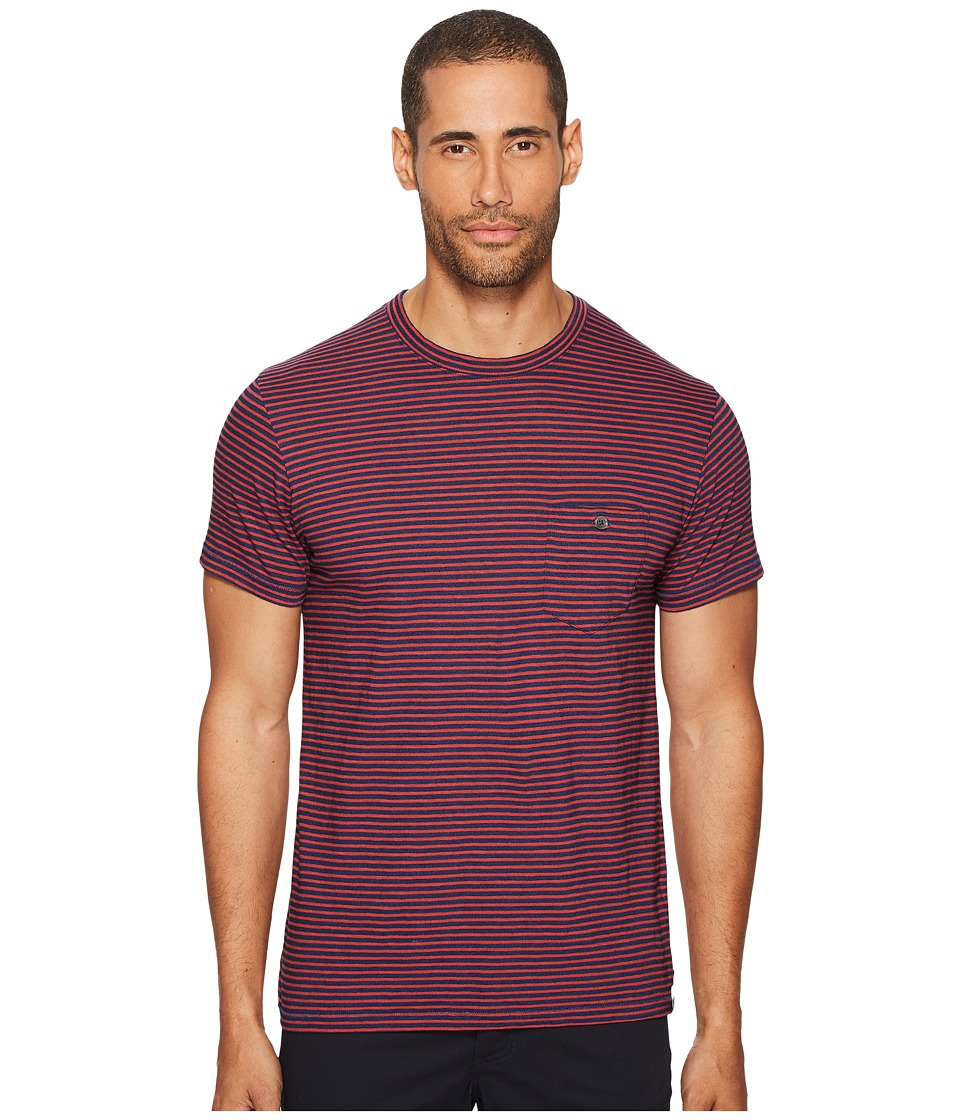 Todd Snyder - Classic Stripe Pocket T