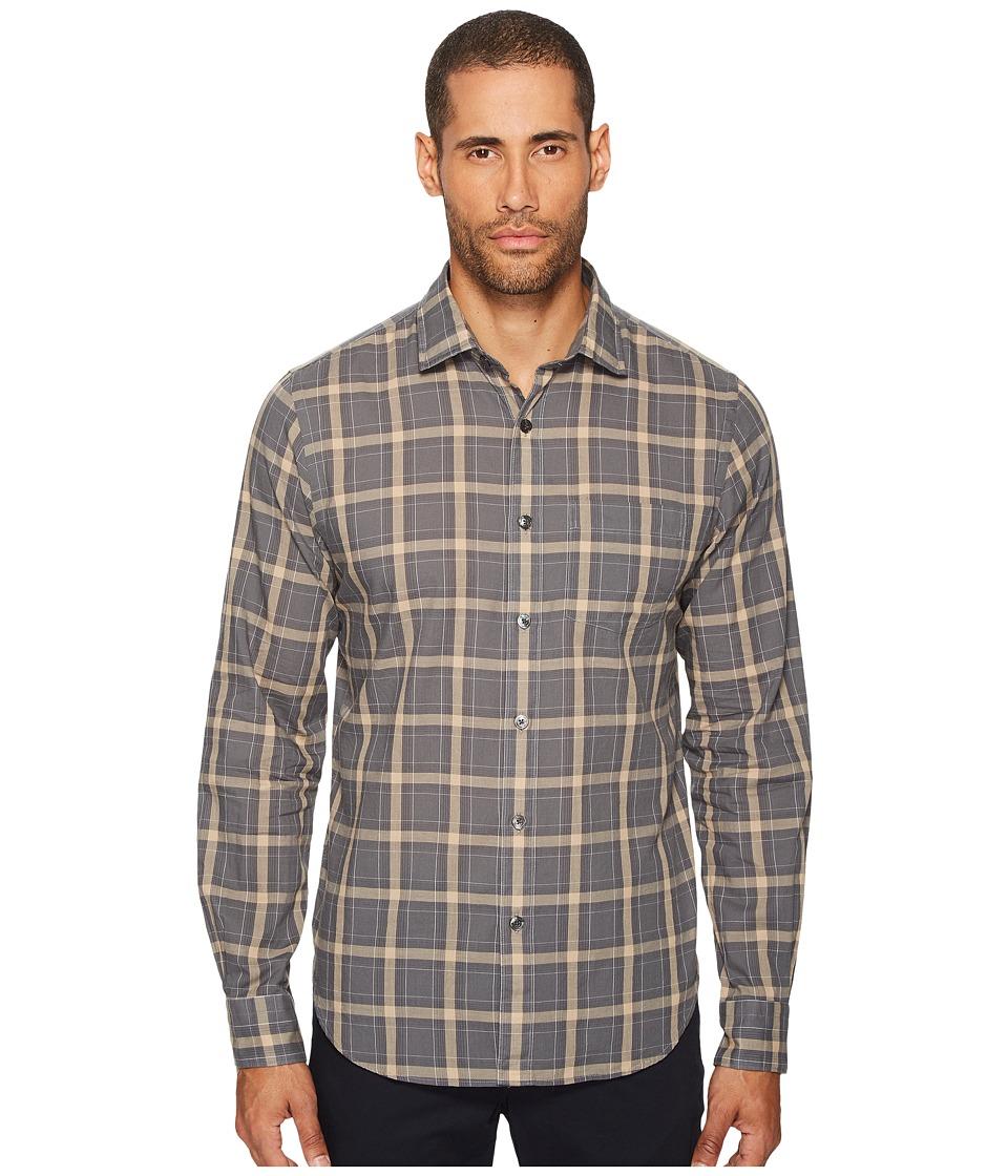 Todd Snyder - Spread Dress Collar Pocket Shirt