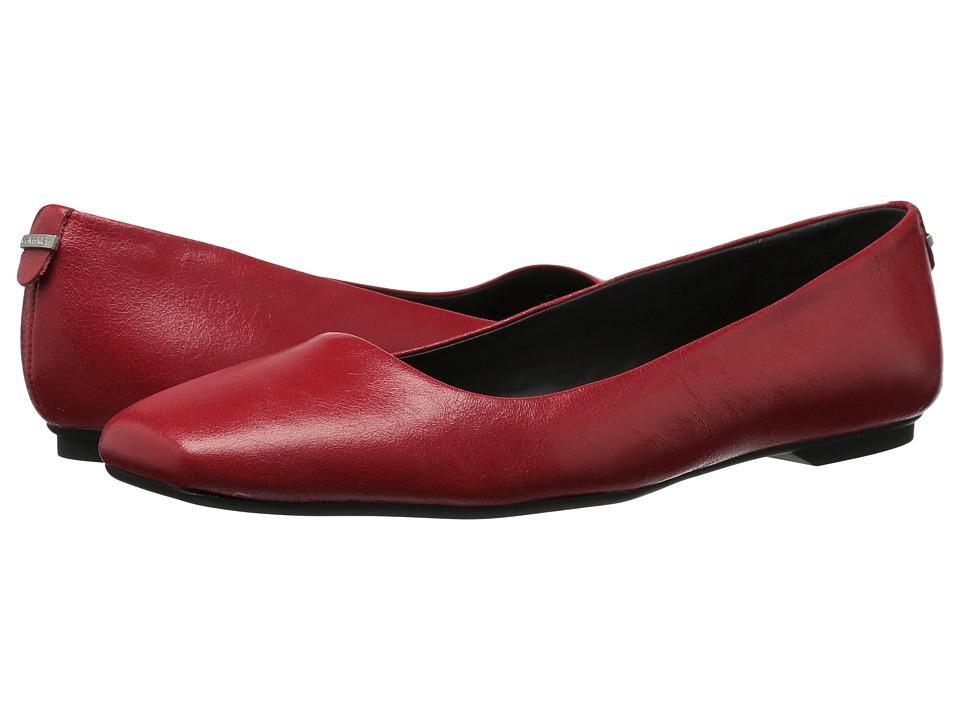Calvin Klein Enith (Crimson Red) Women