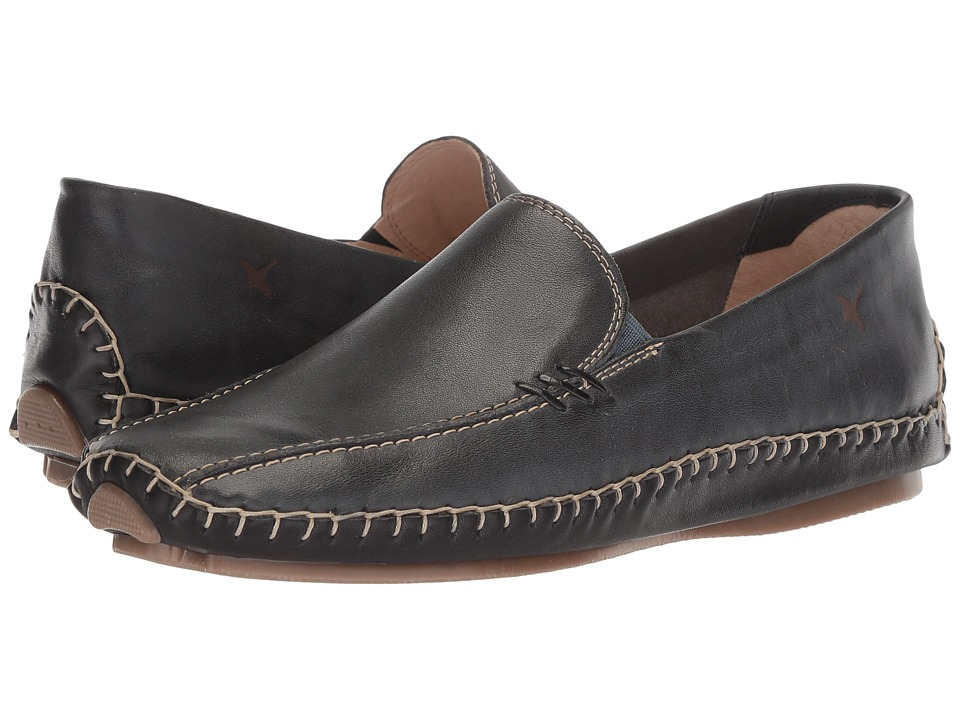 Pikolinos Jerez 578-8242 (Navy Blue) Slip-On Shoes