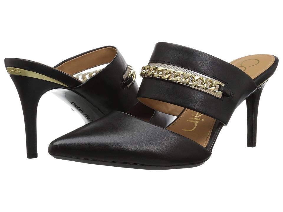 Calvin Klein Ginette (Black) High Heels
