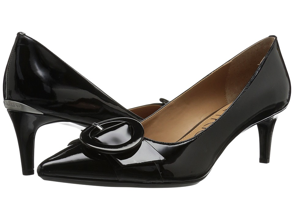 Calvin Klein - Pavie (Black) High Heels