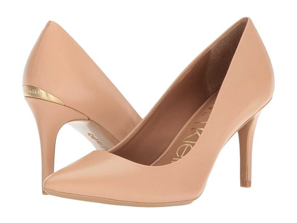 Calvin Klein Gayle (Blush Nude) High Heels