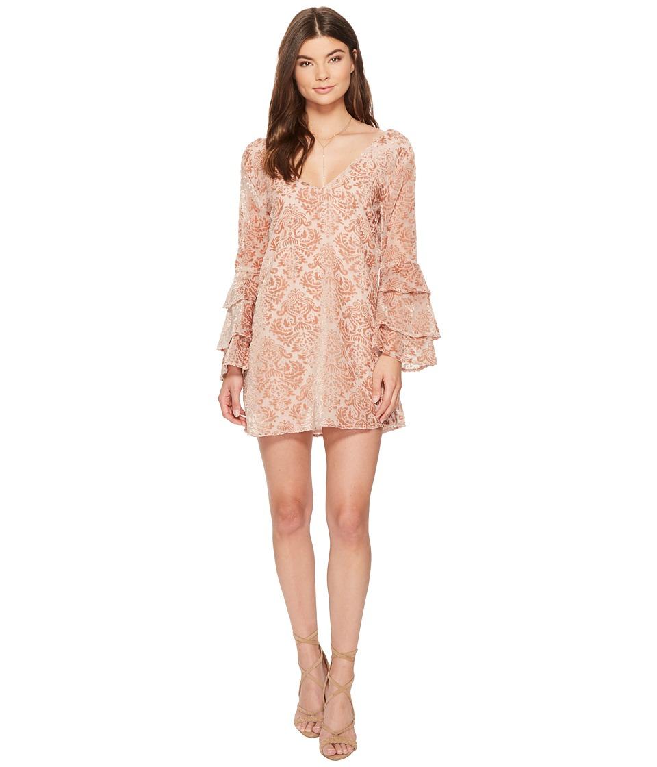 Lucy Love - Shine On Dress (Pink Quartz) Womens Dress