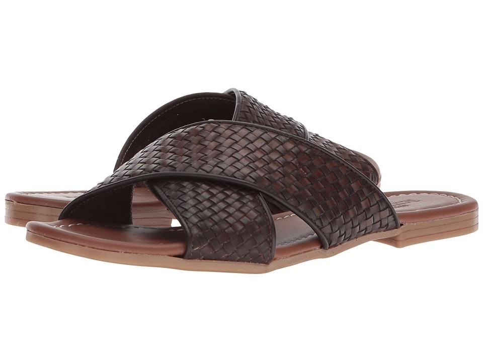 Sesto Meucci - Nerada (Brown Tuffy Sequy) Women's Sandals