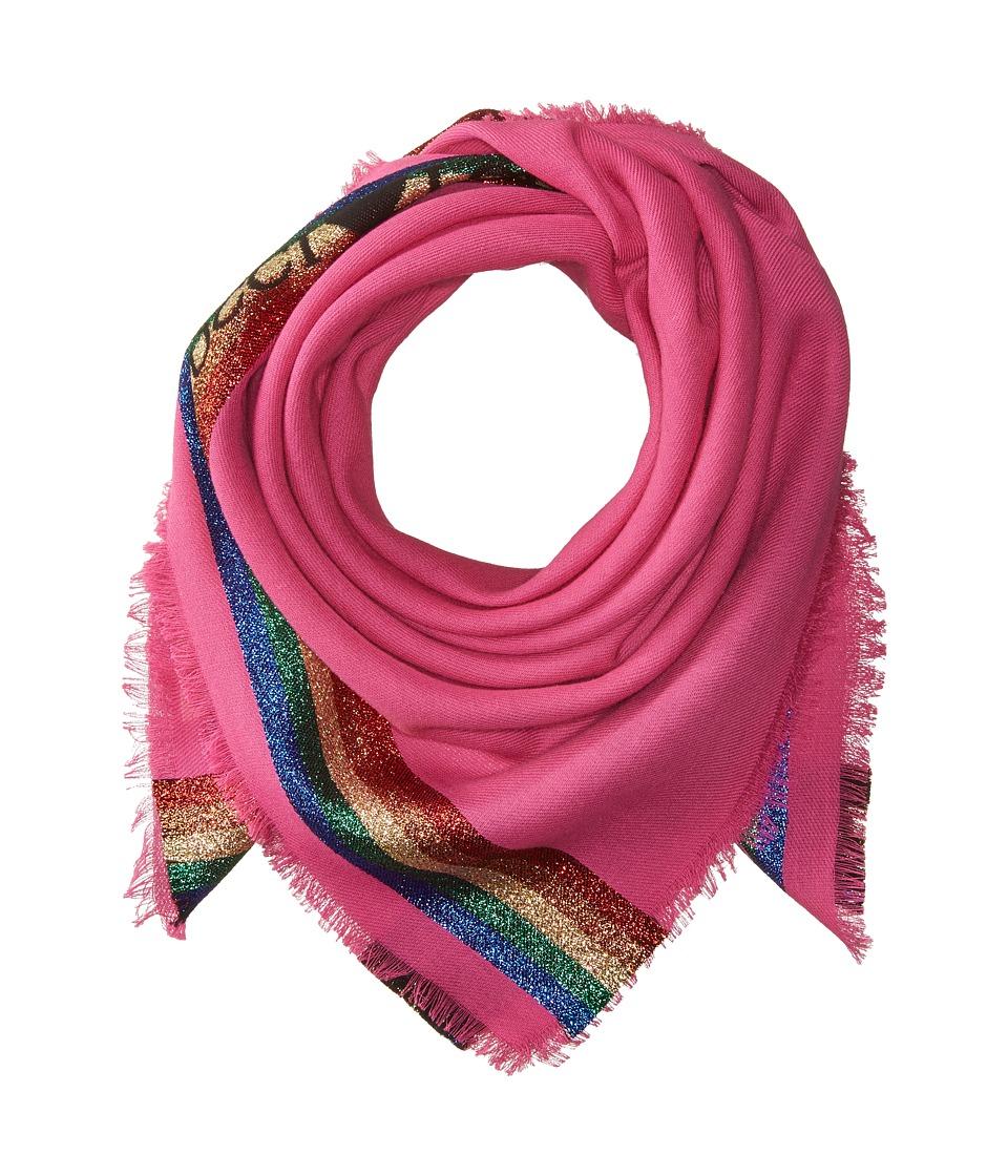 Gucci Kids - Sl Loved 5057854K553 (Fuchsia) Blankets