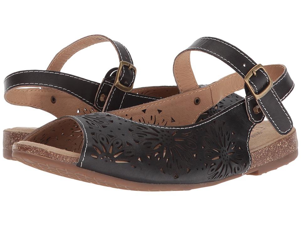 LArtiste by Spring Step - Shiela (Black) Womens Shoes