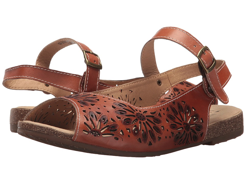 L'Artiste by Spring Step Shiela (Camel) Women's Shoes