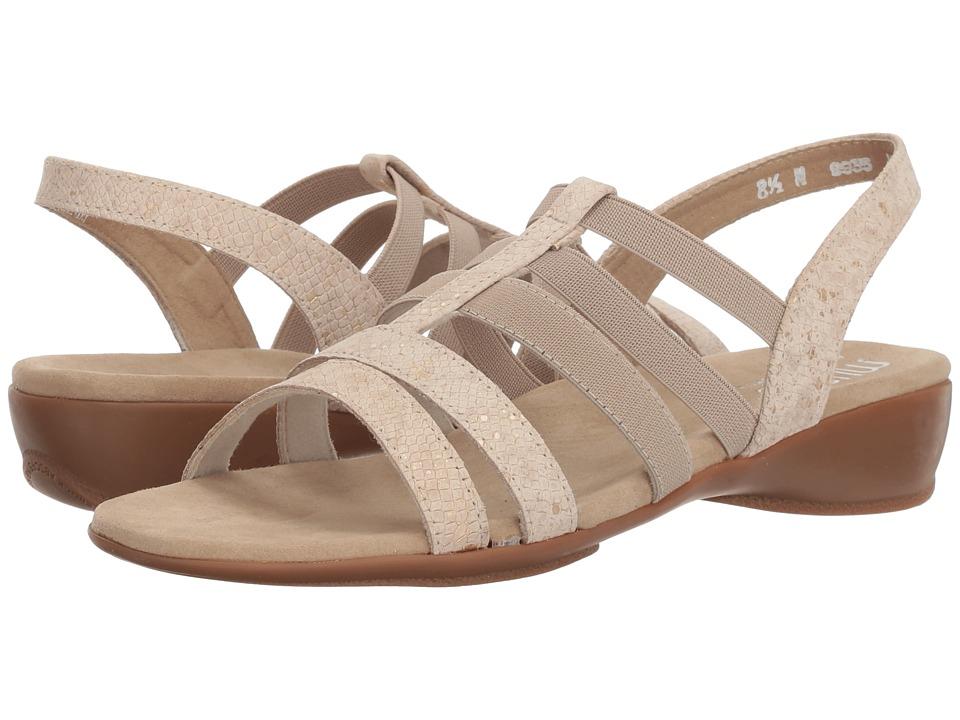 Munro Bev (Beige Combo) Sandals