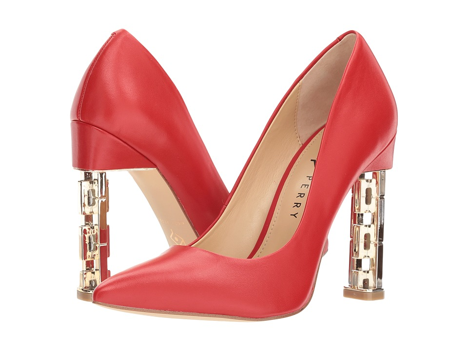 Katy Perry - The Suzanne (Spanish Red Nappa) Womens Shoes