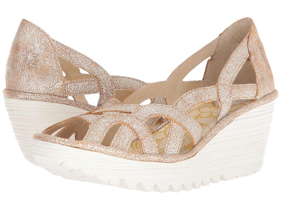 FLY LONDON Yadi718Fly (Pearl Cool) Women's Shoes