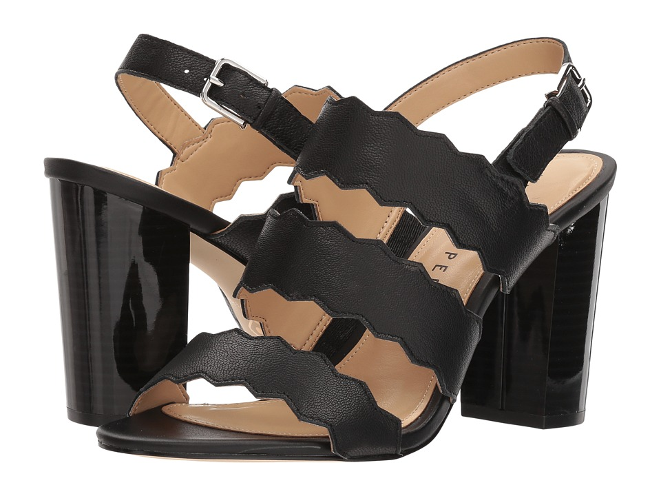 Katy Perry - The Amelia (Black Soft Tumbled Leather) Womens Shoes