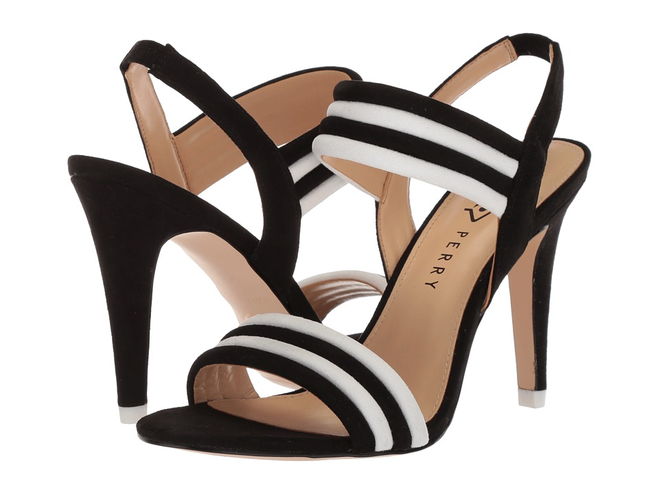 Katy Perry - The Alexxia (Black Microsuede) Womens Shoes